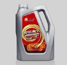 API SG 合成汽油发动机油